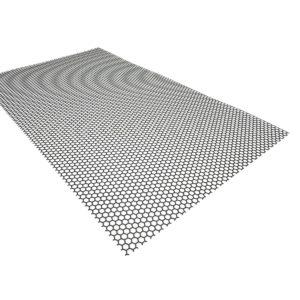 Лист перфорированный 0.7мм RV 5-8
