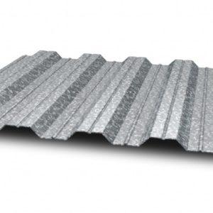 Профнастил Оцинкованный НС35-1000 0.5мм
