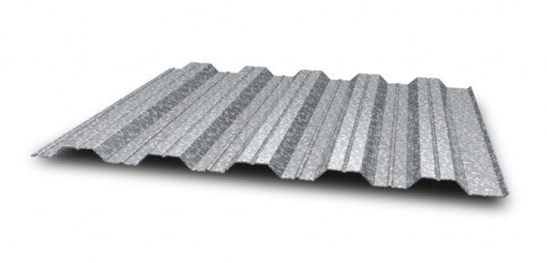 Профнастил Оцинкованный НС35-1000 0.55мм